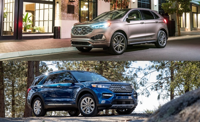 Ford Edge vs Explorer: Which SUV is Right for You?