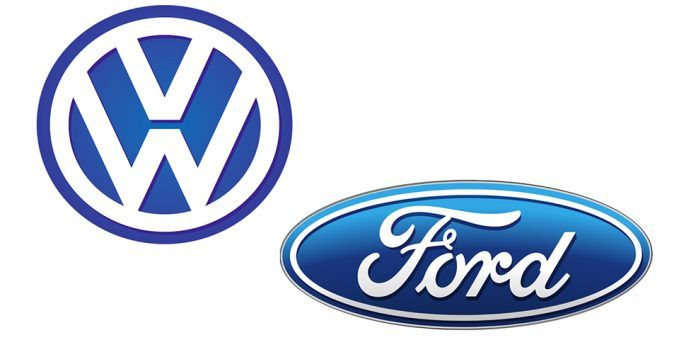 Volkswagen and Ford Working Together on Pickups, EVs and Vans