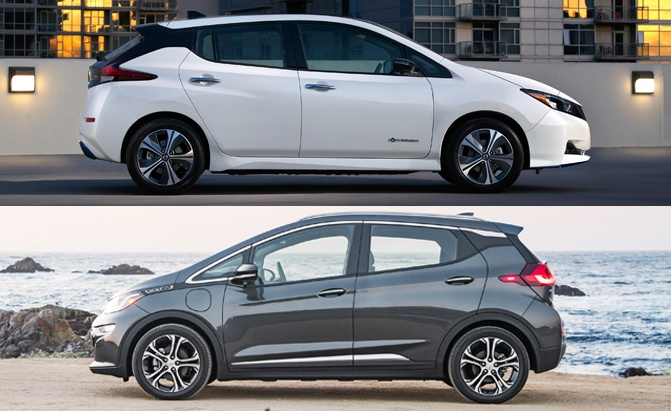 Nissan Leaf vs Chevrolet Bolt: Which EV is Right for You?
