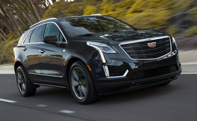 Cadillac XT5 Crossover Will Offer Sport Package