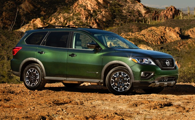 Rock Creek Edition Makes Nissan Pathfinder More Rugged Autoguide