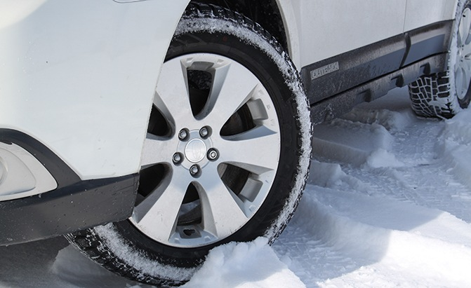 Cooper Tires Discoverer True North Winter Tire Review ...