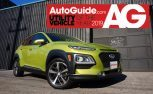 Hyundai Kona Awarded as AutoGuide.com's 2019 Utility Vehicle of the Year