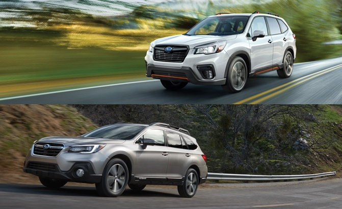 Forester Vs Outback >> Subaru Outback Vs Forester Which Subaru Crossover Is Right