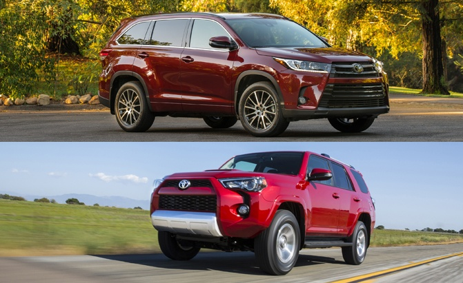 Toyota Highlander Vs Toyota 4Runner >> Toyota Highlander Vs 4runner Which Suv Is Right For You