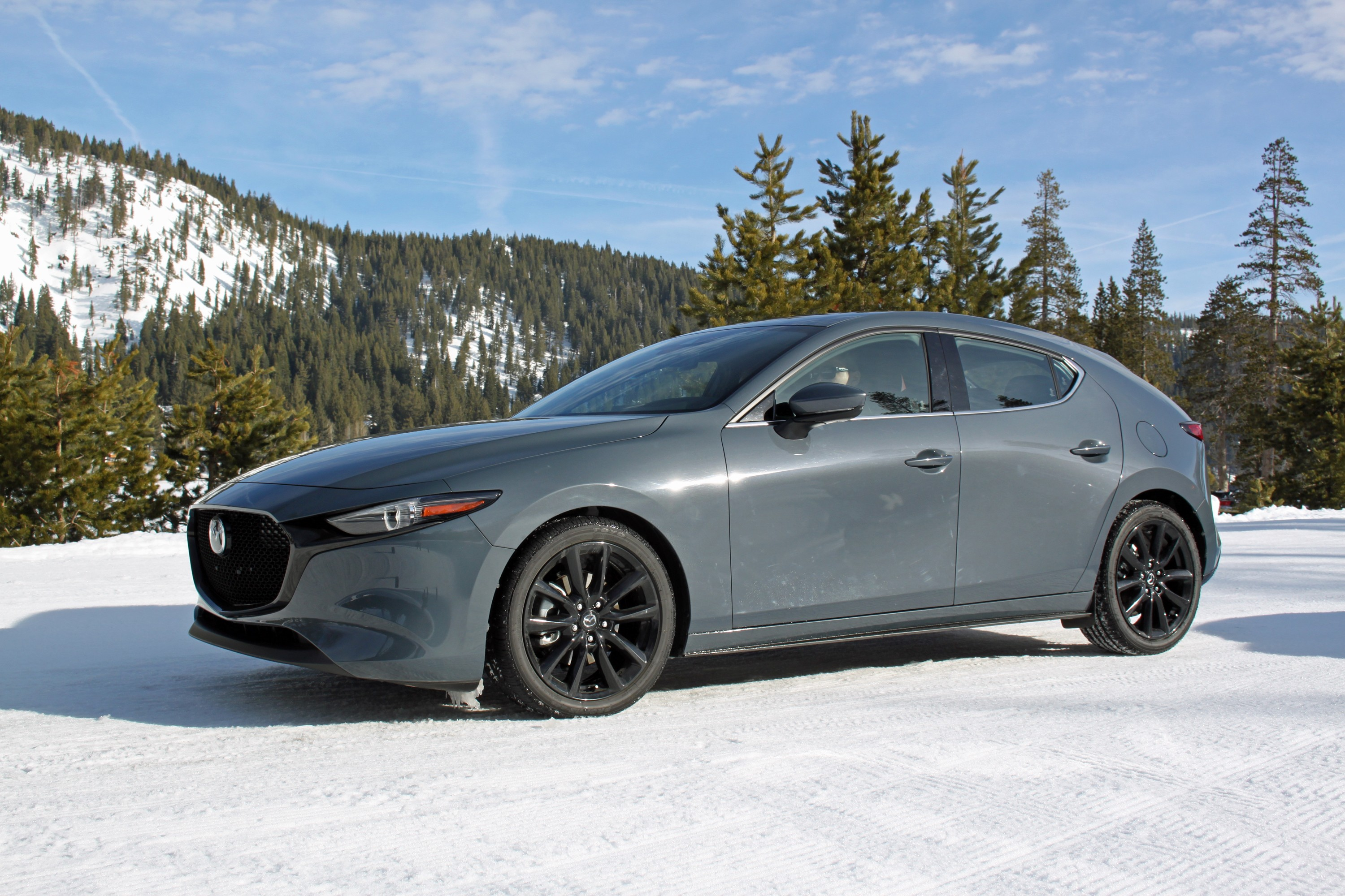 2019 Mazda3 Review We Drive The Awd Model Hatch And