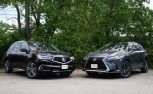 Acura MDX vs Lexus RX: Luxury Crossover Comparison