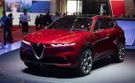 Alfa Romeo Tonale Concept is Italy's Take on a Tiny Hybrid Crossover