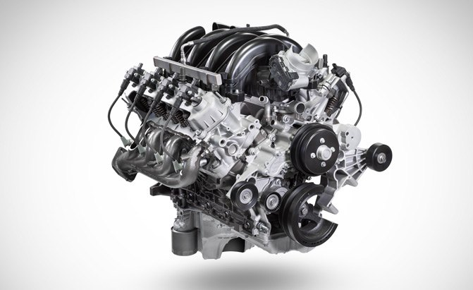 Ford's 7.3-Liter V8 Gets Best-in-Class Figures with 430 HP and 475 LB-FT of Torque