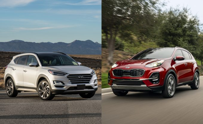 Hyundai Tucson vs Kia Sportage Comparison: Which One is Right for You?