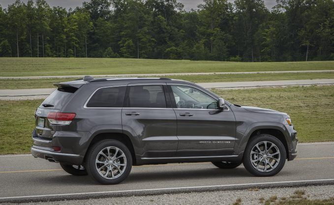 2019 Jeep® Grand Cherokee Summit