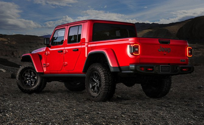Jeep Offering Special Launch Edition 2020 Gladiator Pickup Jeep