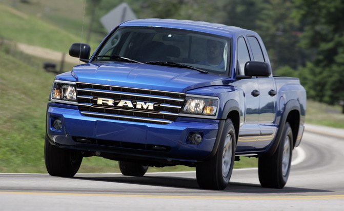 Is Ram Working on a Midsize Truck?