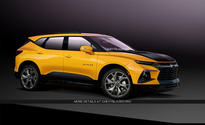 Chevy Blazer SS Rendering: Would You Want This ...