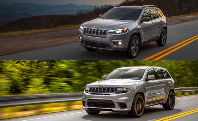 Jeep Cherokee Vs Grand Cherokee >> Jeep Cherokee Vs Grand Cherokee Which Jeep Suv Is Right For You
