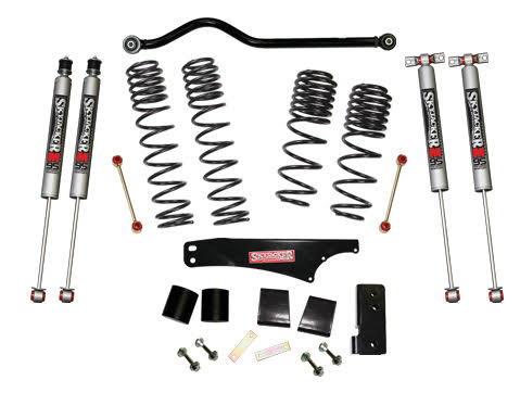 All About the 2018 Jeep JL Dual Rate-Long Travel Suspension Kits