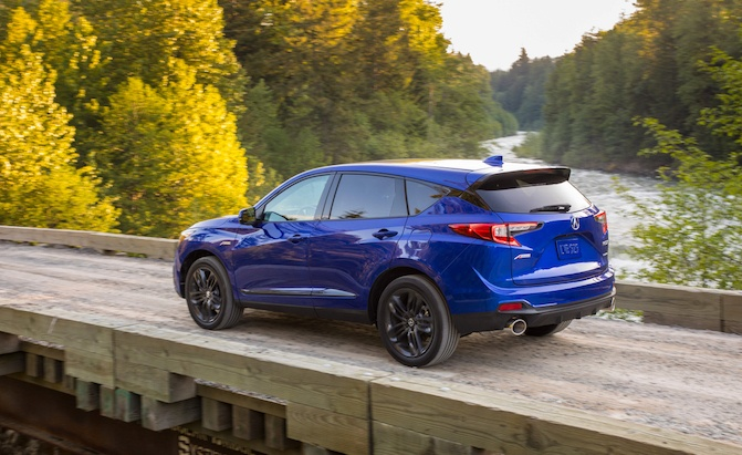 Acura RDX vs MDX: How Are the Crossovers Different? Which ...