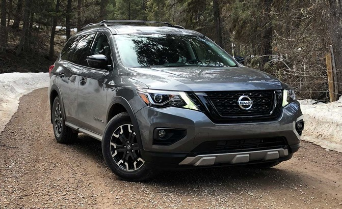 2019 Nissan Pathfinder Review - AutoGuide.com