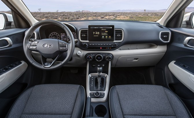 2020 Hyundai Venue Debuts As Most Affordable Cuv In Lineup