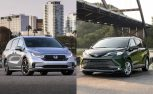 Honda Odyssey vs Toyota Sienna: Which Minivan is Right for You?
