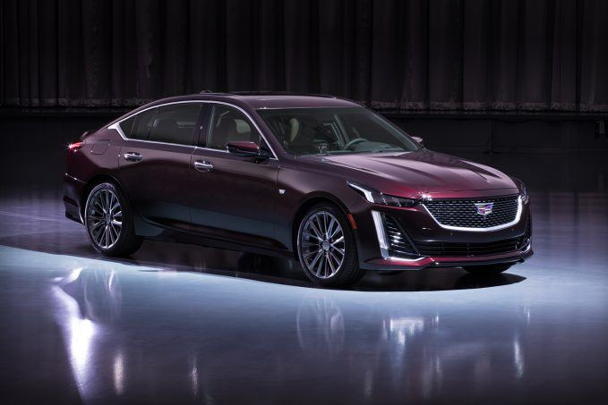 Cadillac Unveils the 350 HP 2020 CT5 at the New York Auto Show - AutoGuide.com 1