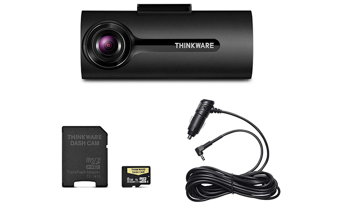 thinkware f70 full hd 1080p dash cam
