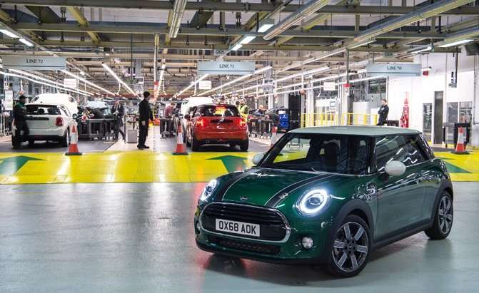 Who Makes Mini Cooper And Where Are Coopers Made