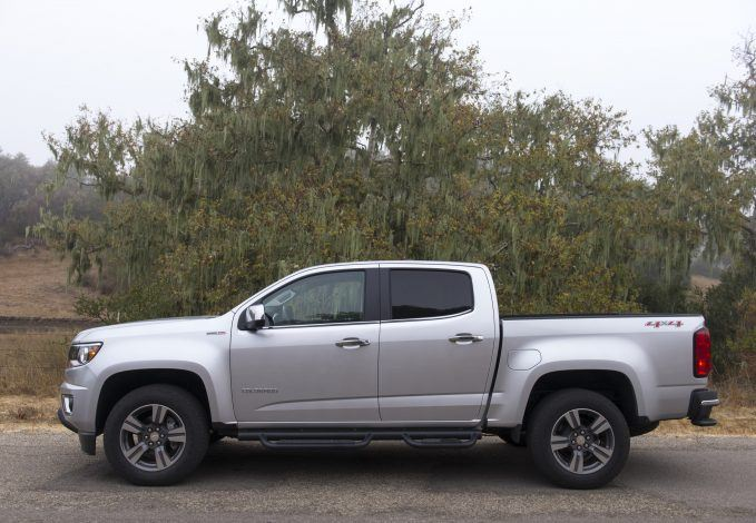 2018 Chevrolet Colorado Diesel