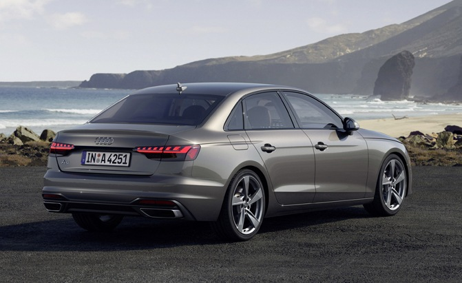 Refreshed 2020 Audi A4 to Get Optional Mild Hybrid System