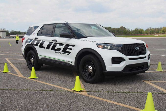 An Early Drive Of The 2020 Ford Explorer Hybrid Sort Of