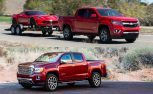 Chevy Colorado vs GMC Canyon: How Are the Trucks Different?