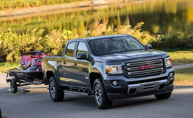 2016 GMC Canyon All Terrain Diesel