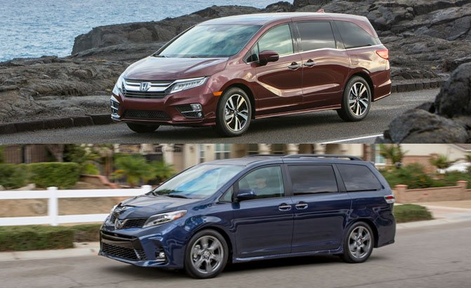 Honda Odyssey vs Toyota Sienna: Which Minivan is Right for