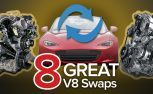 8 Great V8 Swaps – The Short List