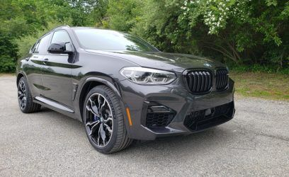 2019 BMW X4 M Review: Good On Track, Better Off It