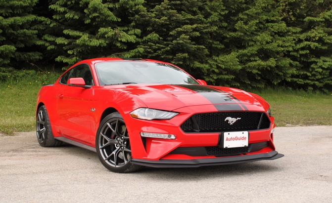 2020 Ford Mustang GT Review
