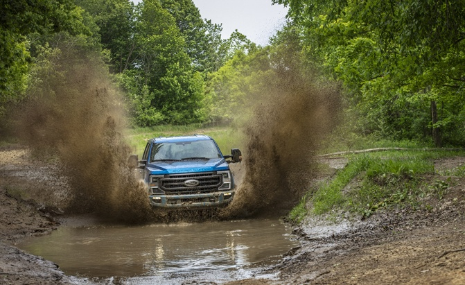 Shake It: Ford Offering Tremor Off-Road Package on 2020 Super Duty