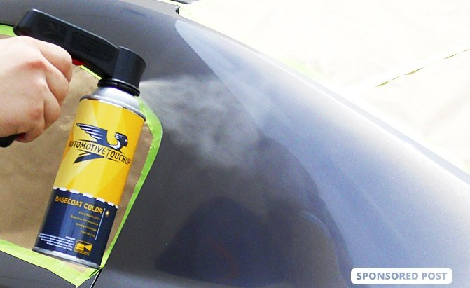 Auto Paint Touch Up >> Late Spring Is Touch Up Time How To Touch Up Car Paint With