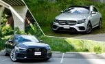 2020 Audi A6 vs 2019 Mercedes-Benz E 450 Sedan
