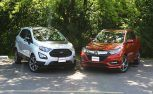 2019 Honda HR-V vs Ford EcoSport