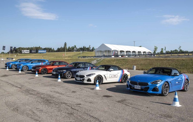 BMW Holds North America's First Ever M Festival Near Toronto