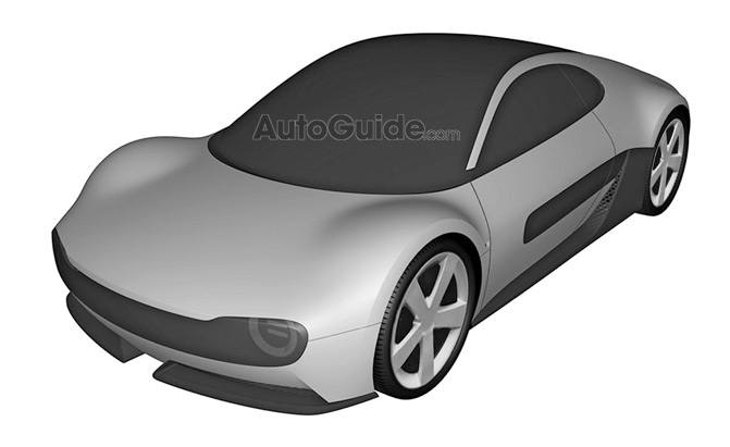 Patent Filing Reveals Another Stylish Honda Two-Door