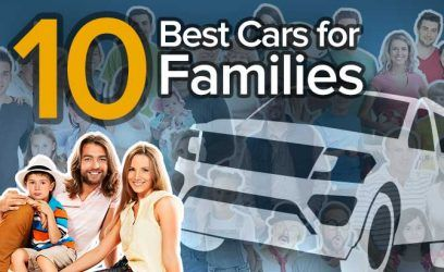 Top 10 Best Family Cars – The Short List