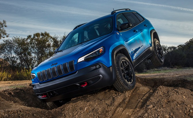 Jeep Cherokee Mpg >> Jeep Cherokee Review Specs Pricing Features Videos And
