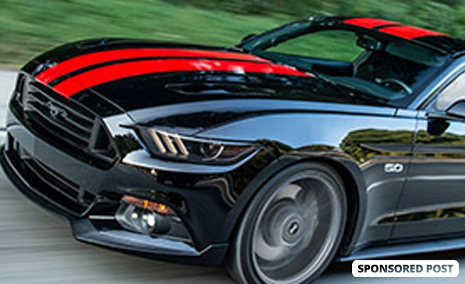 Win $5,000 in Parts for Your Mustang from SR Performance and
