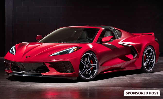 Win a 2020 Corvette C8 Stingray or You Can Choose $75,000