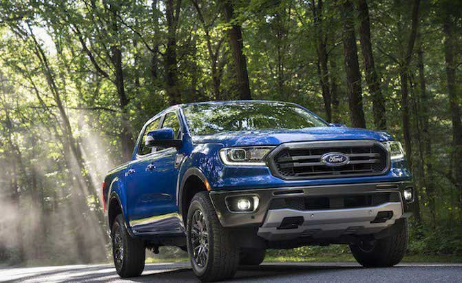 Two to Tango: Ford Introduces FX2 Package for Ranger