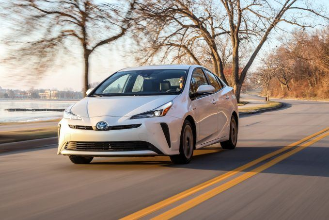 2020 Toyota Prius Gets Apple CarPlay, Safety Tech Standard