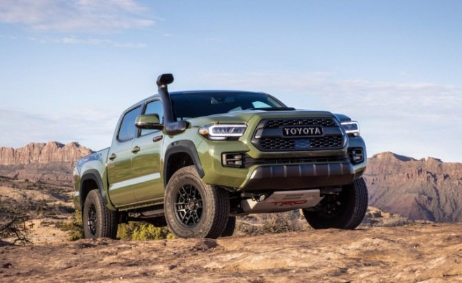 2020 Toyota Tacoma Gets New Tech, Style and Colors