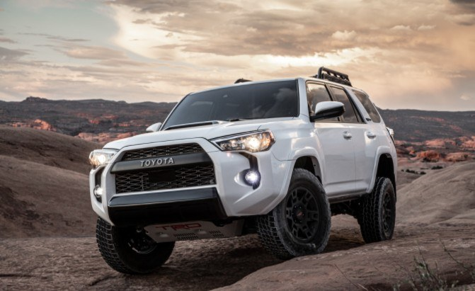 Android Auto, New Safety Tech Land In 2020 Toyota 4Runner